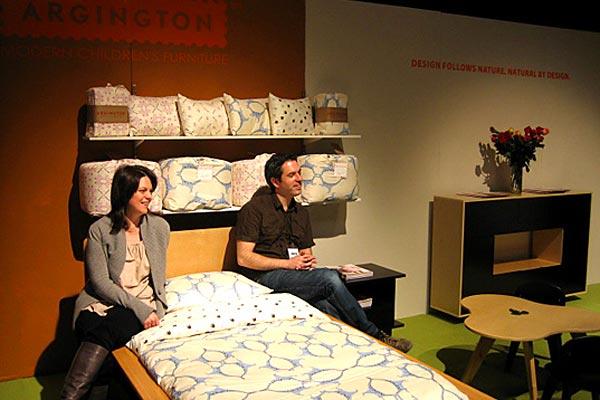 Лучший дизайн для детей: Бамбуковая детская мебель – Арджингтон (Argington)