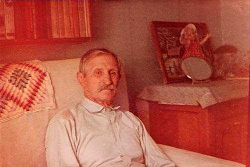 Никита Егорович Старых
