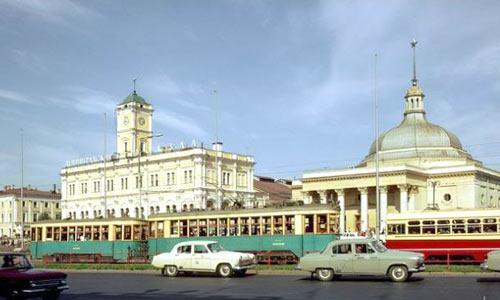 Москва без пробок, 1969 год