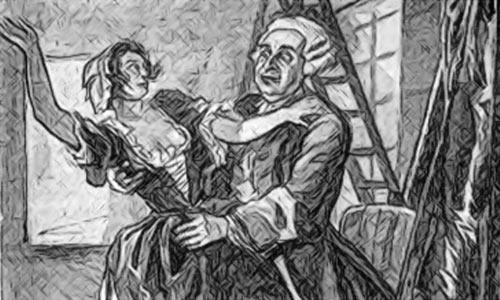Гобелен Марии Антуанетты