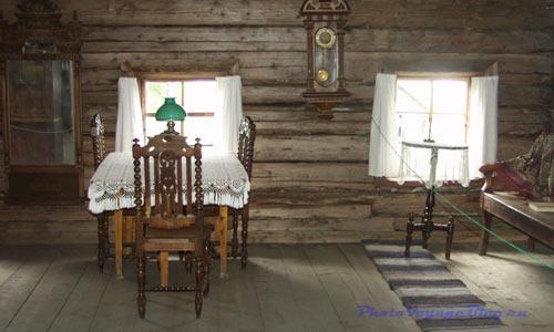 Музей деревянного зодчества Кижи
