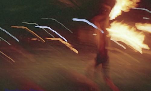 Бегство от пожаров