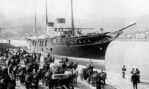 Ливадия начала ХХ века