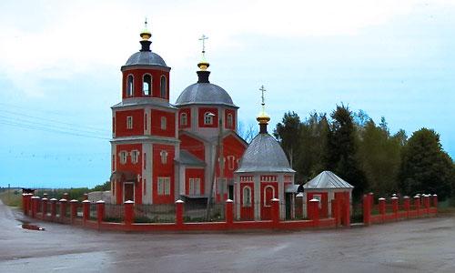 Церковь Михаила Архангела в Малоархангельске