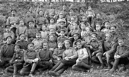 Служилый народ в Сибири