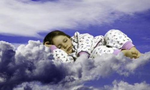 Сон на облаках