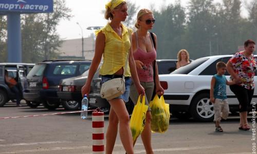 Девушки, которым хорошо, но они этого не показывают.