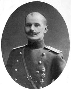 Начальник главной фехтовальной школы Л. П. Мордовин, в 1914 году назначен «наблюдающим за физическим развитием» в России.