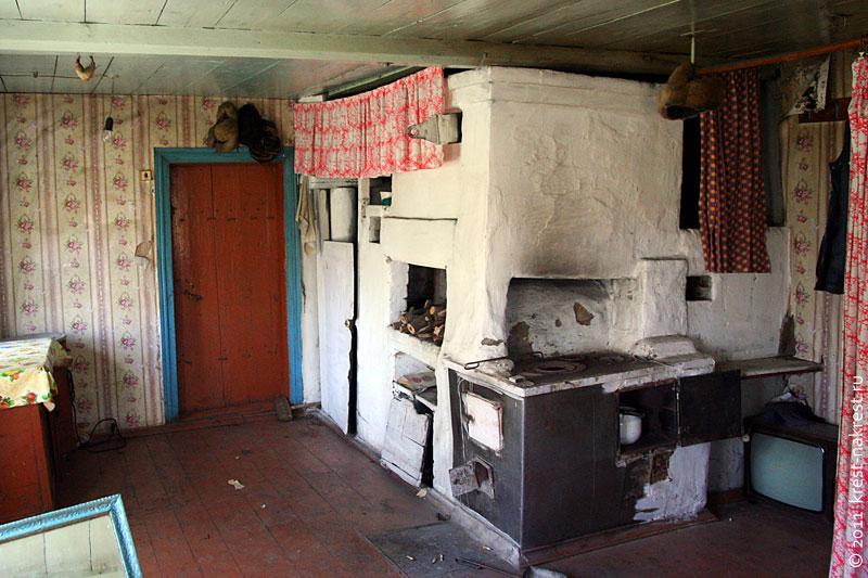 Сделать ремонт в деревенском доме своими руками фото