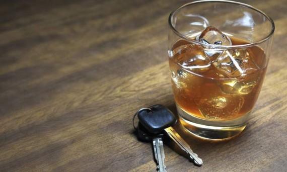 Не пейте за рулем!