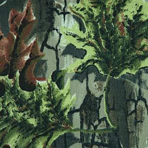 """Ткань """"Хантер"""" - темный лес."""