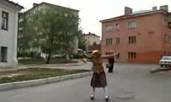 Кадр из фильма Карнавал, 1982 год.