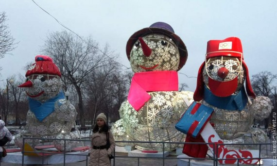 Болотная площадь. Москва. 2012 год.