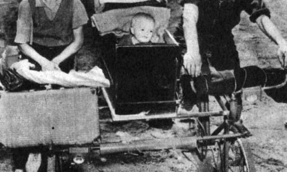 Напрасно забытое развитие велосипедов. США, 1942 год.