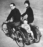 Напрасно забытое развитие велосипедов. Германия, 1955 год.