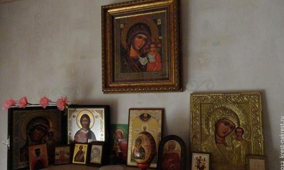 Богородица. Красногорск. 2012 год.