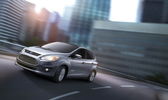 2013 Ford C-Max Hybrid.