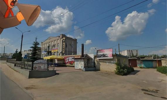 Шагал на улице Спивака.