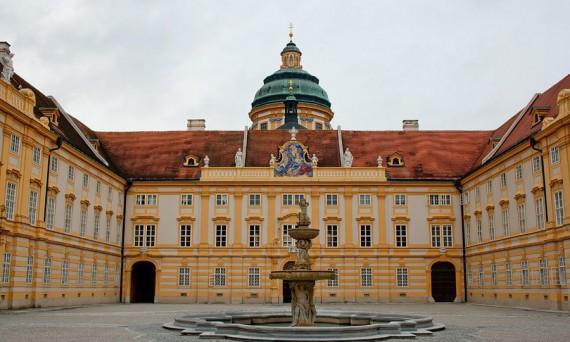 Мельк, Австрия.